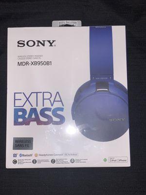 Sony wireless headphones for Sale in Brooklyn Center, MN