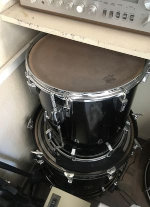 Sonor Percussion 3 piece drum set made in Germany $300 for Sale in Las Vegas, NV