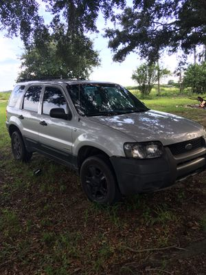 2002 Ford Escape 4x4 for Sale in Lake Wales, FL