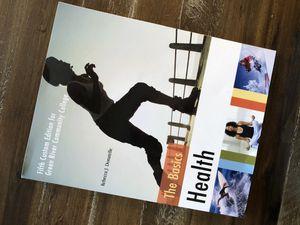 The basics health textbook for Sale in Covington, WA