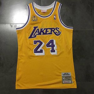 Kobe Bryant - LA Lakers Jersey - #24 Gold - Size Medium for Sale in Westminster, CA