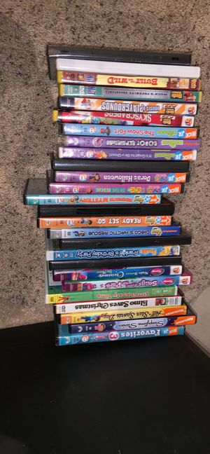 Kids dvd lot for Sale in Kearneysville, WV