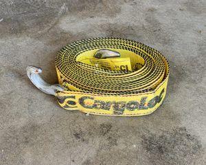 "15 ft. x 2"" tow strap, unused. for Sale in Sacramento, CA"