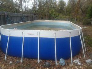 10x20 rectangular pool!! $1100 obo for Sale in Sebring, FL