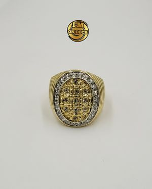 14k Gold plated ring size 10 for Sale in Miami, FL