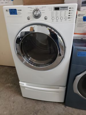 LG GAS DRYER for Sale in Modesto, CA