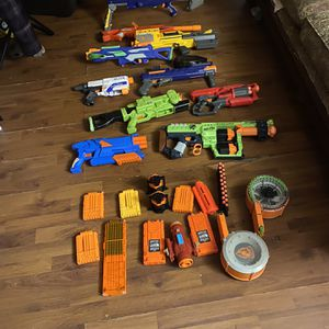 Nerf or Nothing for Sale in Goldsboro, NC