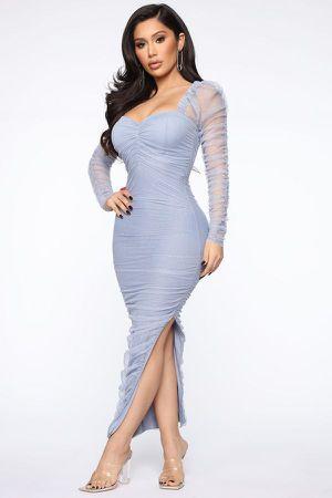 Fashion Nova Glittery Night Dress / Vestido Glam FN for Sale in Los Angeles, CA