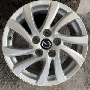 16 Inch wheel Mazda OEM (Used) for Sale in Miami, FL
