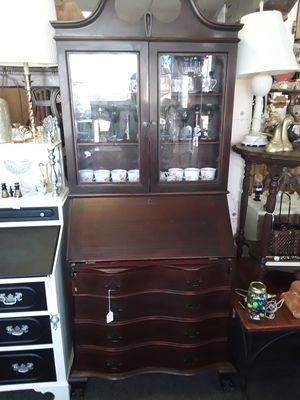 Mahogany Secretary Desk for Sale in Laurel, MD