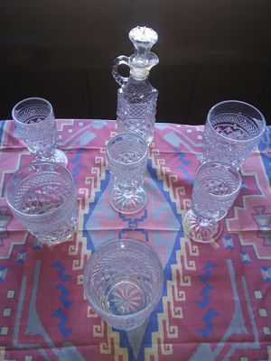 Decanter set for Sale in Richwood, WV