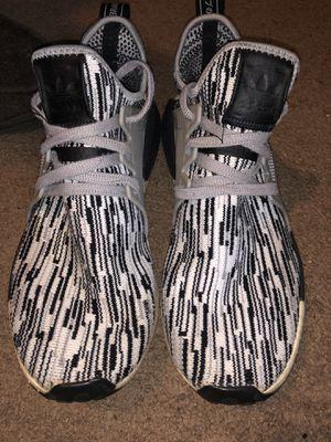 Adidas NMD XR1 Glitch Grey Black for Sale in Bakersfield, CA