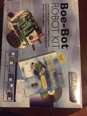 Boe-Bot Robot Kit for Sale in Atlanta, GA
