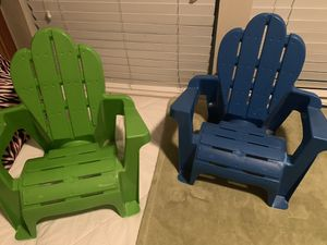 Kid beach chairs for Sale in Mesquite, TX