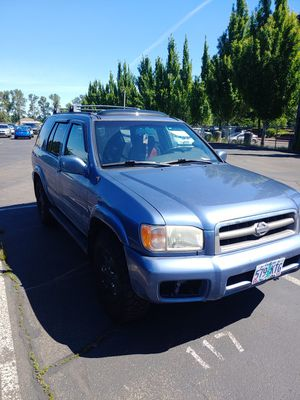 2000 Nissan Pathfinder LE 4x4 for Sale in Salem, OR