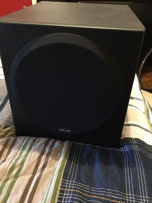 Polk Audio Subwoofer for Sale in Flushing, NY