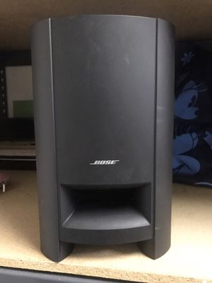 Bose Surround Sound Speaker System for Sale in West Covina, CA