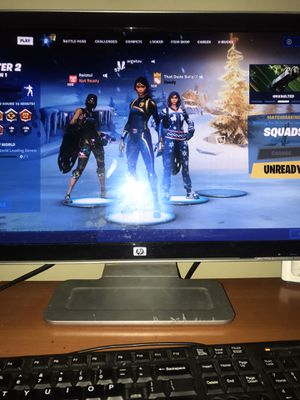 Hp monitor 23 inch 60 hz for Sale in Staten Island, NY