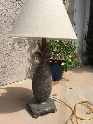 Palm style lamp for Sale in Long Beach, CA