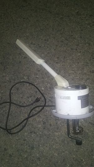 Round Facial Steamer for Sale in Los Angeles, CA