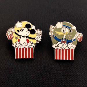 Disney Hidden Mickey Popcorn Bucket Pins for Sale in Yorba Linda, CA