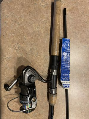 Fishing Rod & Reel Shakespeare Contender for Sale in Lake Forest, CA