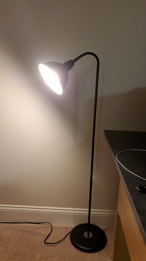 Floor lamp, 8 month old for Sale in Billerica, MA