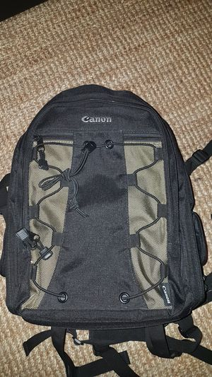 Brand new Canon Digital camera backpack for Sale in Menifee, CA