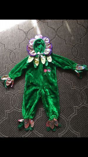 Child's Flower Costume Size 2-4 for Sale in Arnold, MO
