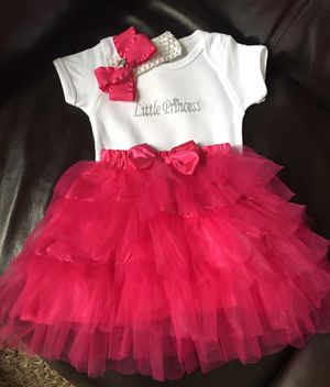 Little Princess Girls Outfit Set - Made to Order for Sale in Lexington, KY