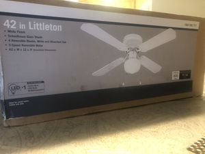 "42"" In Littleton Ceiling fan for Sale in Hyattsville, MD"