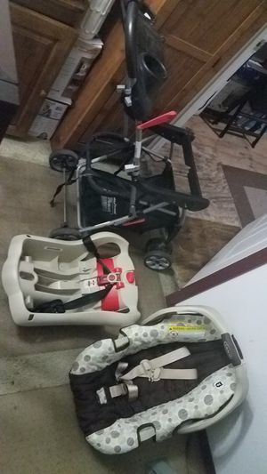 Stroller n car seats for Sale in Los Angeles, CA