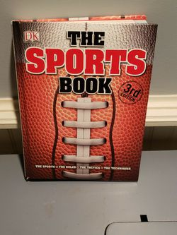 DK The Sports Book for Sale in Jacksonville,  IL