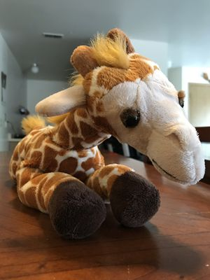 Animal Alley 2008 Laying Down Plush Giraffe Stuffed Animal Plush Toy for Sale in Murray, UT