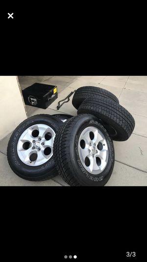 Tires , Wheels & Original suspension kit for Sale in Walnut, CA