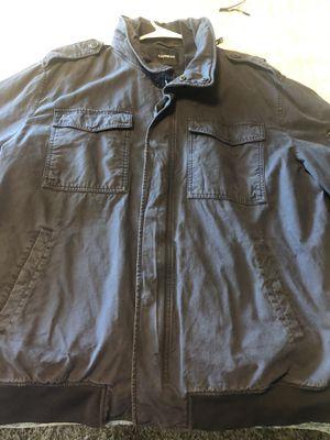 Express coat never worn men's 2XL for Sale in Arlington, TX