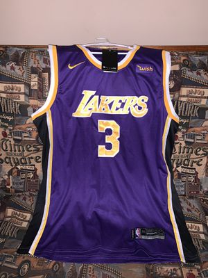 Anthony Davis Nike Lakers Jersey Size XXL New With Tags for Sale in Vancouver, WA