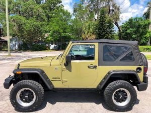 2013 Jeep Wrangler Sport **MINT CONDITION** $3,998 down, $325/month for Sale in Tampa, FL