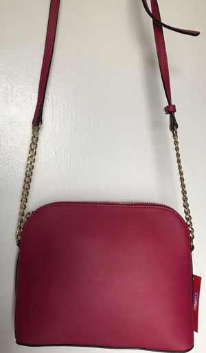 Brand new KELLY & KATIE Artemisio Crossbody Bag faux leather(pick up only) for Sale in Springfield, VA