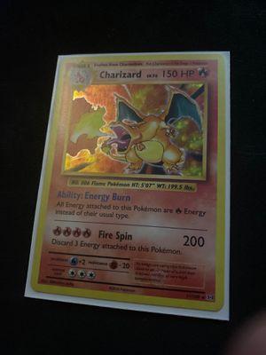 2016 Pokémon X Y CHARIZARD HOLO RARE for Sale in Plant City, FL