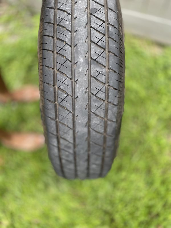 Rainier Radial Trailer Tires ST225/75R15