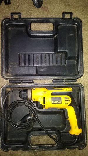 Dewalt dwd110 3/8 (10mm) vsr drill $35 for Sale in Columbus, OH
