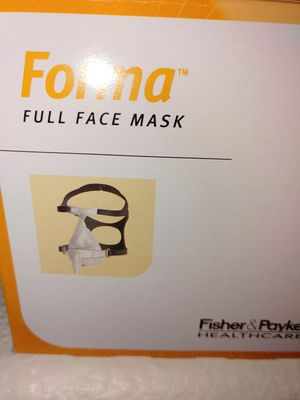 Fisher& Paykel Forma full face mask for Sale in Las Vegas, NV