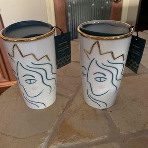 Starbucks 2017 Anniversary Edition Cups for Sale in Menifee, CA