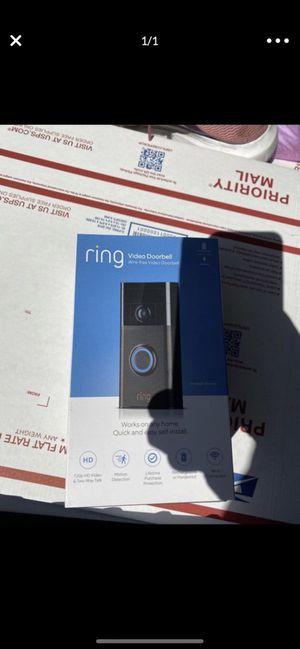 Ring Video Doorbell for Sale in La Cañada Flintridge, CA