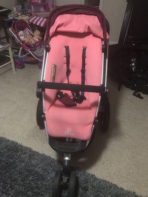 Quinny pink stroller for Sale in Rockville, MD