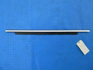 Audi Q7 rear left door window chrome trim 6159 for Sale in Miami, FL