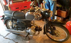 Honda C200 Motorcycle 1966 4K miles, Runs Great for Sale in Oak Park, IL