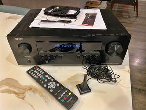 DENON AVR-S750H (2019 Model) Home Theater Receiver for Sale in Ontario, CA
