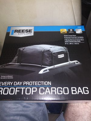 Brand new never used extra storage space for a top of SUV for Sale in Cape Coral, FL